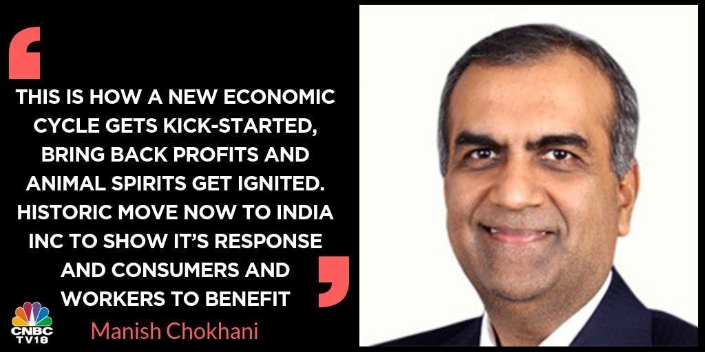 Manish Chokhani