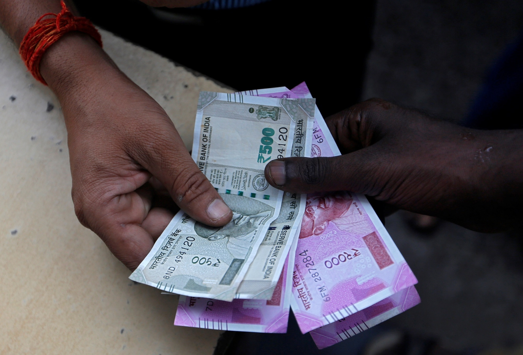 5. Currency: The rupee on Monday tumbled by 19 paise to a near one-month low of 71.47 against the US dollar as fresh concerns over US-China trade deal and Hong Kong unrest kept forex market participants edgy. Investors also played their bets cautiously in view of India's rating outlook cut by Moody's Investors Services last week. Opening marginally lower, the Indian currency dropped to a low of 71.54 to the US dollar before settling at 71.47, showing a fall of 19 paise. This is the lowest closing level for the domestic unit since October 15. (Image: Reuters)