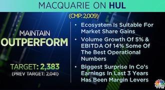 Macquarie on HUL: