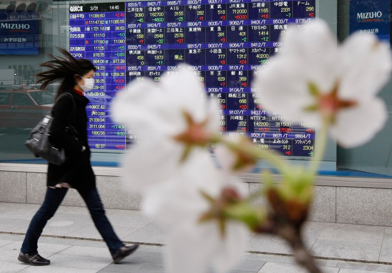 1. Asia: Asian shares skidded on Tuesday after U.S. President Donald Trump stunned markets with tariffs against Brazil and Argentina, recharging fears about global trade tensions, while weak U.S. factory data added to the investor gloom. MSCI's broadest index of Asia-Pacific shares outside Japan was down 0.45 percent in early trade, with Australian shares dropping nearly 2 percent, on track for their worst day in two months. Japan's Nikkei shed 1.1 percent.(Image: Reuters)