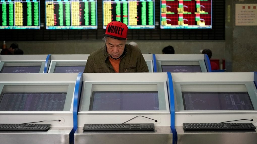 Global markets: Asian shares rise on US-China trade truce, China data disappoints