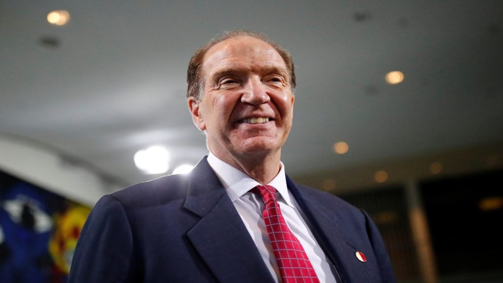 A day after the release of Ease of Doing Business rankings, World Bank chief Malpass to be in India