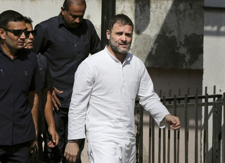 'These bigots are blinded by hatred, have no idea what a professional is,' Rahul Gandhi slams Piyush Goyal