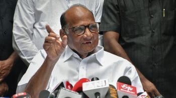 Sena-NCP-Congress government will complete 5-year term: Sharad Pawar