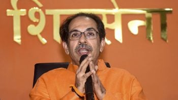 Maharashtra government formation: Uddhav Thackeray meets Shiv Sena MLAs
