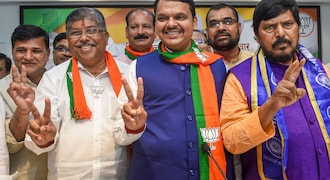 Devendra Fadnavis: Shiv Sena not promised chief minister's post for 2.5 years