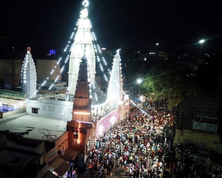 Goverdhan Puja, Annakoot Mahotsav draw lakhs to Braj area