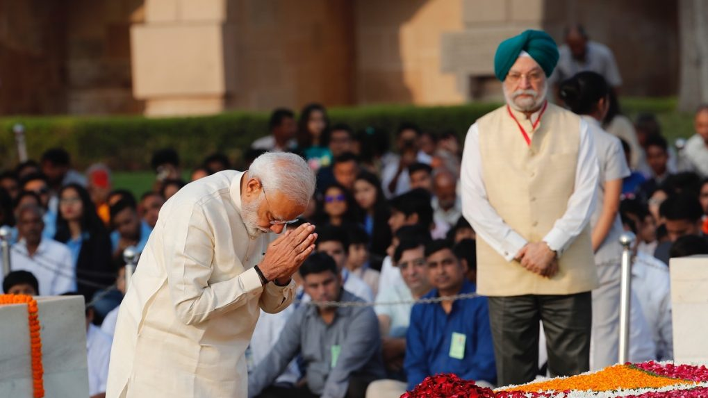 Mahatma Gandhi's 150th birth anniversary 2019: Bapu epitomised trust among all sections, writes PM Modi
