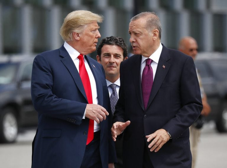 Trump warned Erdogan in letter: 'Don't be a tough guy' or 'a fool'