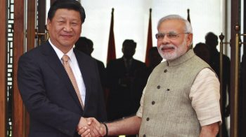 India-China informal summit: Narendra Modi-Xi Jinping display camaraderie