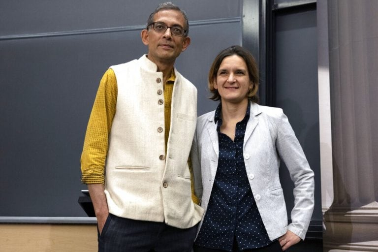 Before Abhijit Banerjee and Esther Duflo, 5 couples won the Nobel Prize. Here are they
