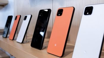 In Pictures: Google unveils Pixel 4 phones with radar, more affordable laptop