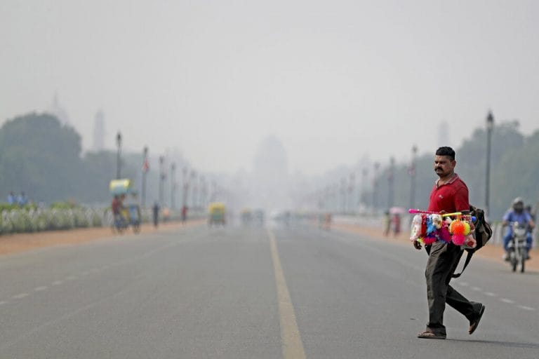 Same old pollution story: New Delhi's air quality plunges despite new measures