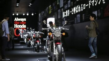 Double-digit growth in October difficult to maintain: Honda Motorcycle