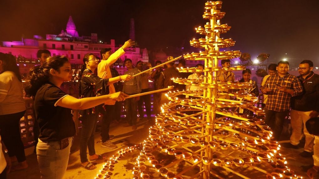 PHOTOS | The story of Diwali
