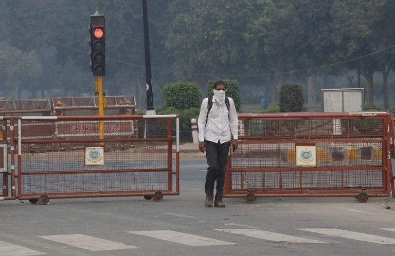 Principal Secretary to PM reviews steps taken to curb air pollution