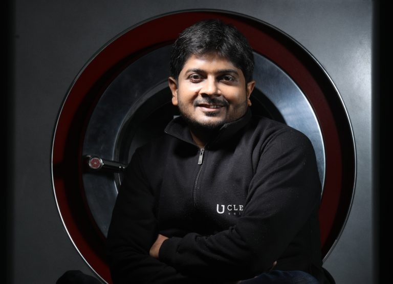 UClean's Arunabh Sinha on how he hit on the idea of a laundry startup, growth plans and his biggest competitor