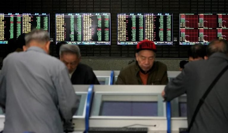 Asia stocks up slightly in cautious trade as focus shifts to US payrolls