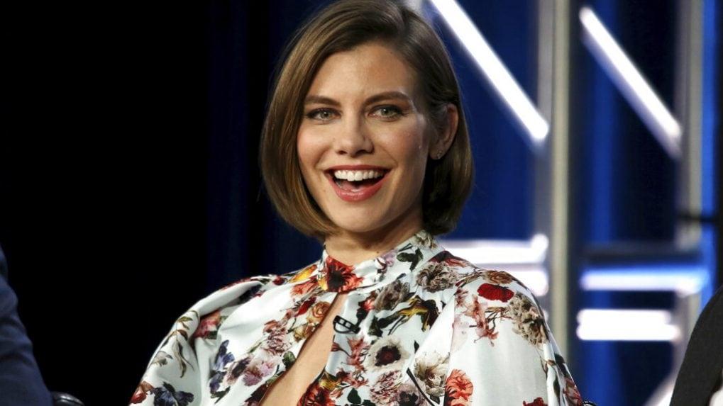 Lauren Cohan gives Comic Con reveal to 'Walking Dead' return