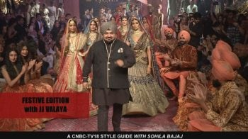 Diwali is almost here: Here are a few fashion tips
