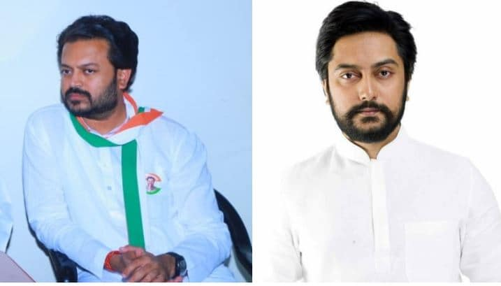 Amit and Dhiraj Deshmukh: The two sons of former Maharashtra CM Vilasrao Deshmukh will be contesting on Congress tickets. Amit is the sitting MLA from Latur city, while Dhiraj will be trying his fate in the assembly polls for the first time from Latur rural. (Image: Social Media)