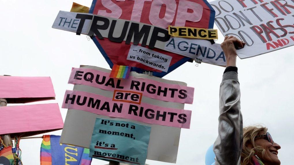 US Supreme Court divided over gay, transgender employment protection
