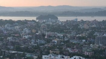 Natural, man-made air pollutants tinkering with Guwahati's rainwater