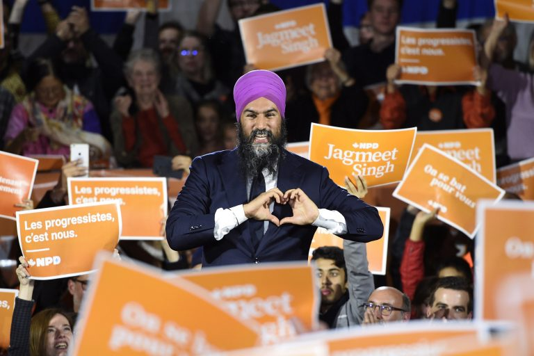 Jagmeet Singh, the likely kingmaker and controversial Trudeau ally in Canadian parliament
