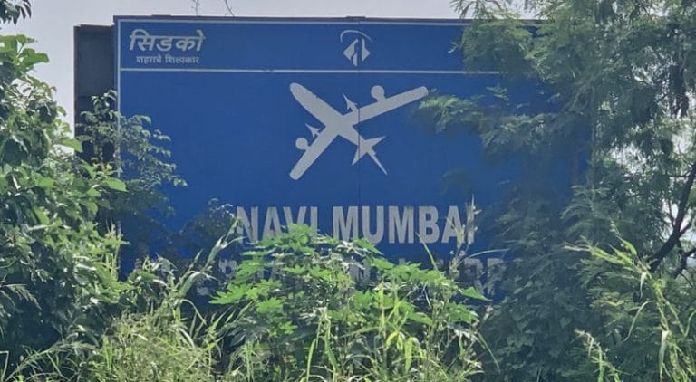 Sky-bound Navi Mumbai airport leaves project-affected behind