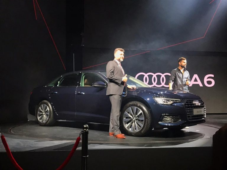 Audi's new A6 launched: Audi India head Balbir Singh Dhillon charts out plans to expand to tier ll, tier lll cities