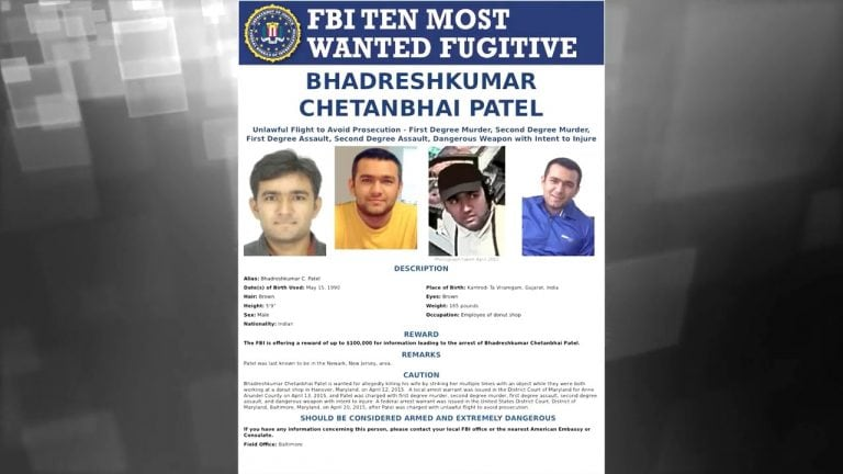 Indian in FBI's top 10 most wanted list, biggest ever hunt launched