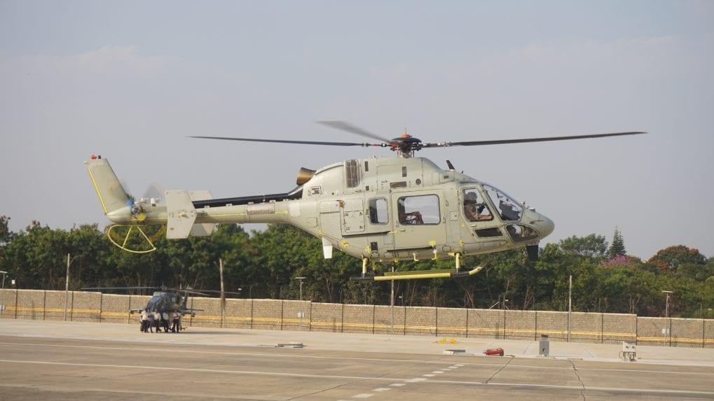 HAL is investing in R&D for 12 tonne category of helicopters, these choppers may replace MIG-17s, says CMD R Madhavan