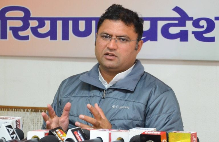 Ex-Haryana Congress chief Ashok Tanwar quits party