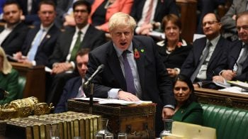 British PM hails India's vaccine efforts in his UN General Assembly address
