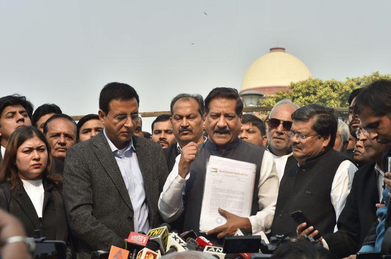 Fadnavis, Ajit Pawar should apologise to people of Maharashtra: Congress