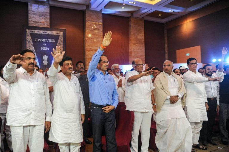 Shiv Sena-NCP-Congress government in Maharashtra is a victory of the Marathi Manoos