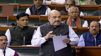 Parliament winter session 2019: Home minister Amit Shah to introduce Citizenship Amendment Bill in Lok Sabha today