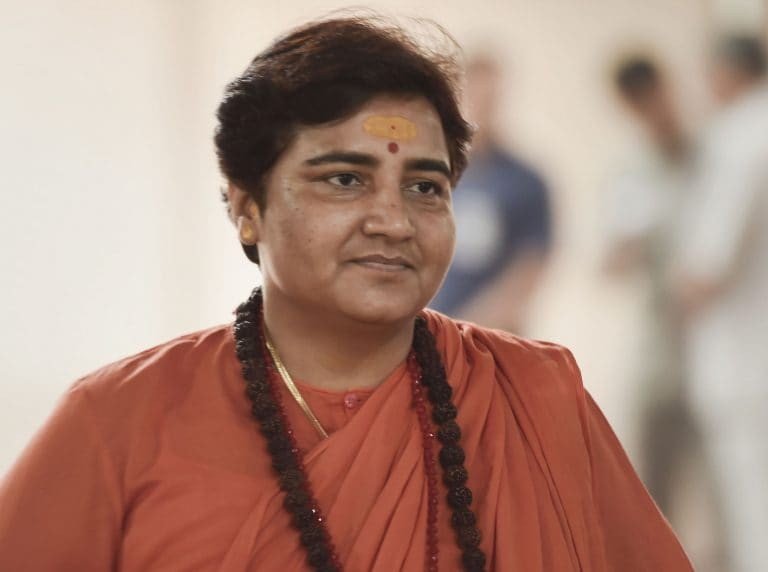 Pragya Singh Thakur removed from Parliament panel on defence after Godse praise