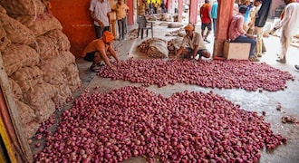 Rajya Sabha MP demands discussion on rising onion prices, AAP govt blames Centre for shortage