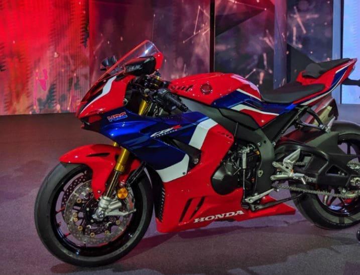 2020 Honda CBR1000RR-R Fireblade SP unveiled at EICMA auto ...