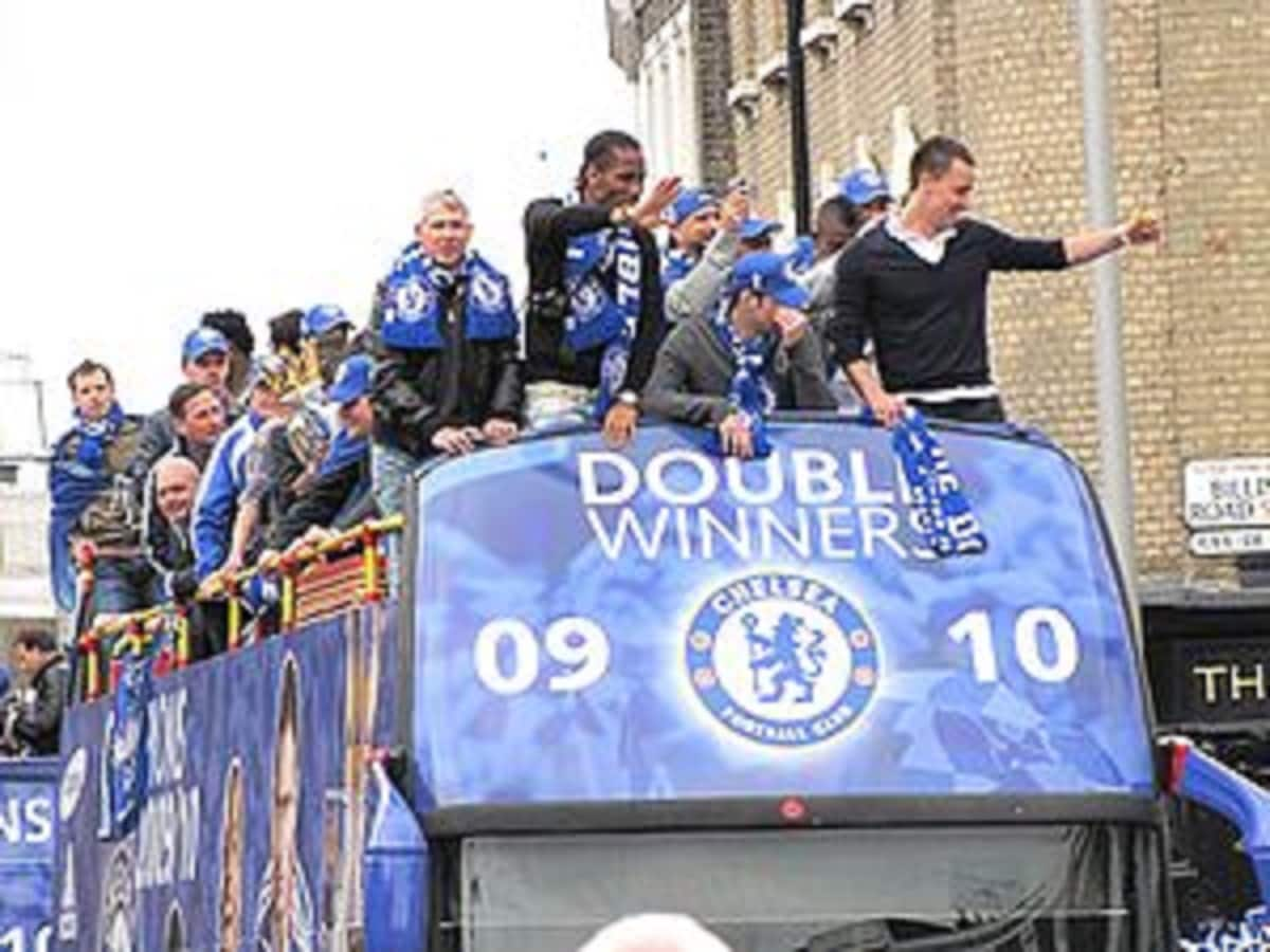 8# Fulham based club Chelsea FC, with revenues of 505.7 euros, is eighth in the list. (Image Source: Wikimedia Commons)