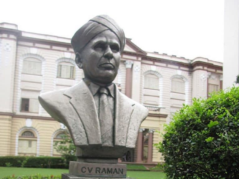Twitterati pays tributes to Nobel laureate CV Raman on death anniversary