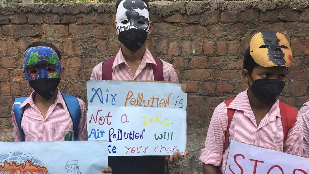 Delhi air quality 'severe' for 4th consecutive day; Ghaziabad records the highest pollution level at 480