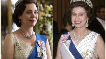 How 'The Crown' actors compare to real royals