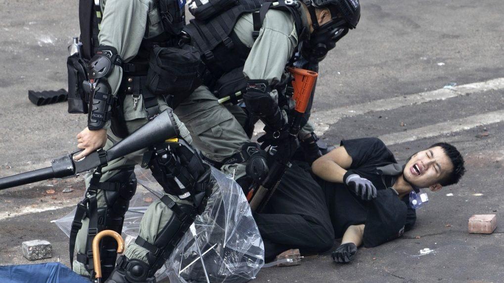 China warns US of retaliation for law backing Hong Kong protesters
