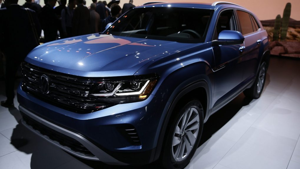 LA Auto Show: Electric vehicles as well as SUVs dominate
