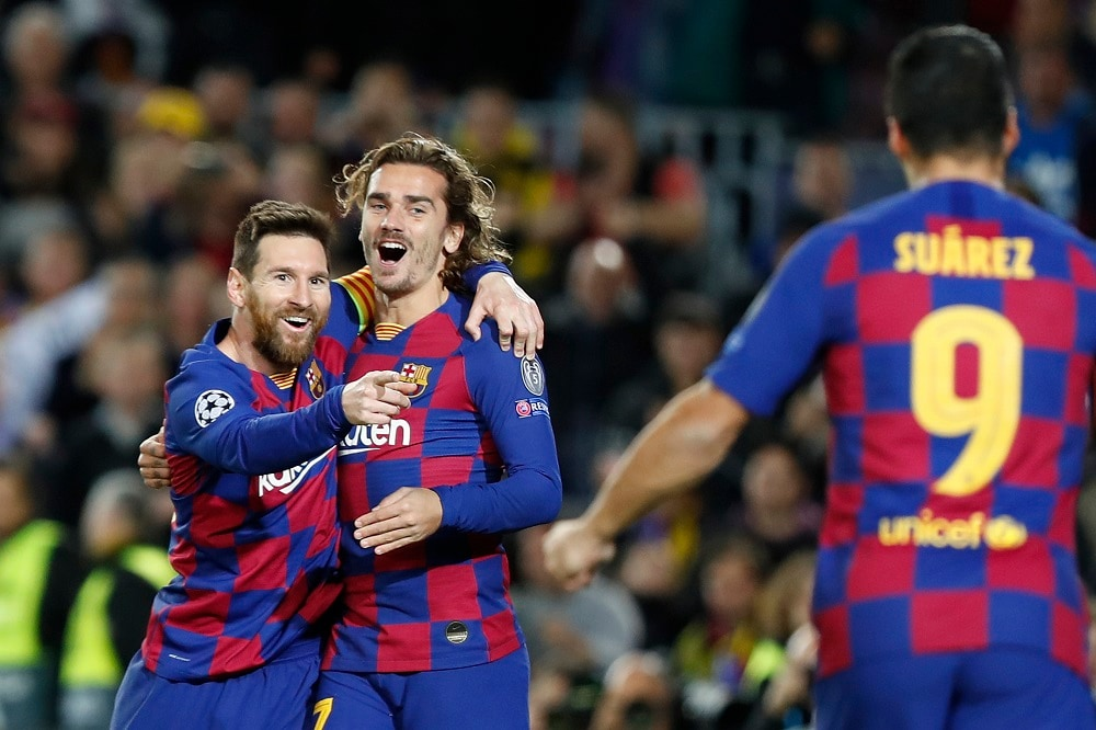 2# The Catalan giants Futbol Club Barcelona, famously known as Barcelona FC, is one of the biggest soccer clubs in the planet. The team, with 690.4 million euros of revenue, is the second richest soccer club on the planet. (AP Photo/Joan Monfort)