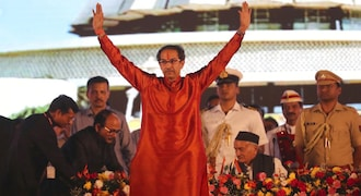 Thackeray takes on projects approved by BJP government which Sena was part of