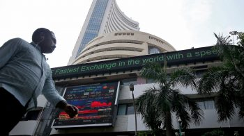 Sensex falls over 500 points, Nifty breaches 11,000 on weak global cues; all sectors in the red