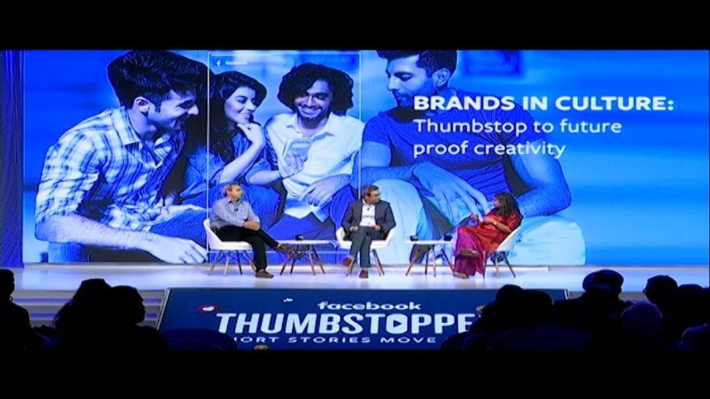 Facebook Thumbstoppers Summit: In conversation with Kavita Nair, Vodafone Idea and Sandeep Kohli, Unilever